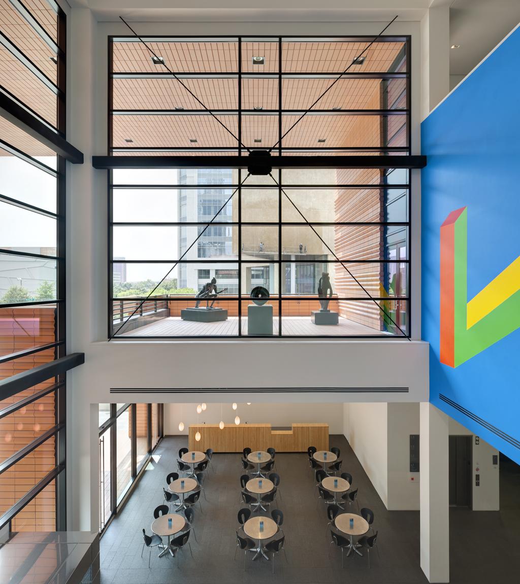 Bechtler Museum of Modern Art - Rodgers Builders