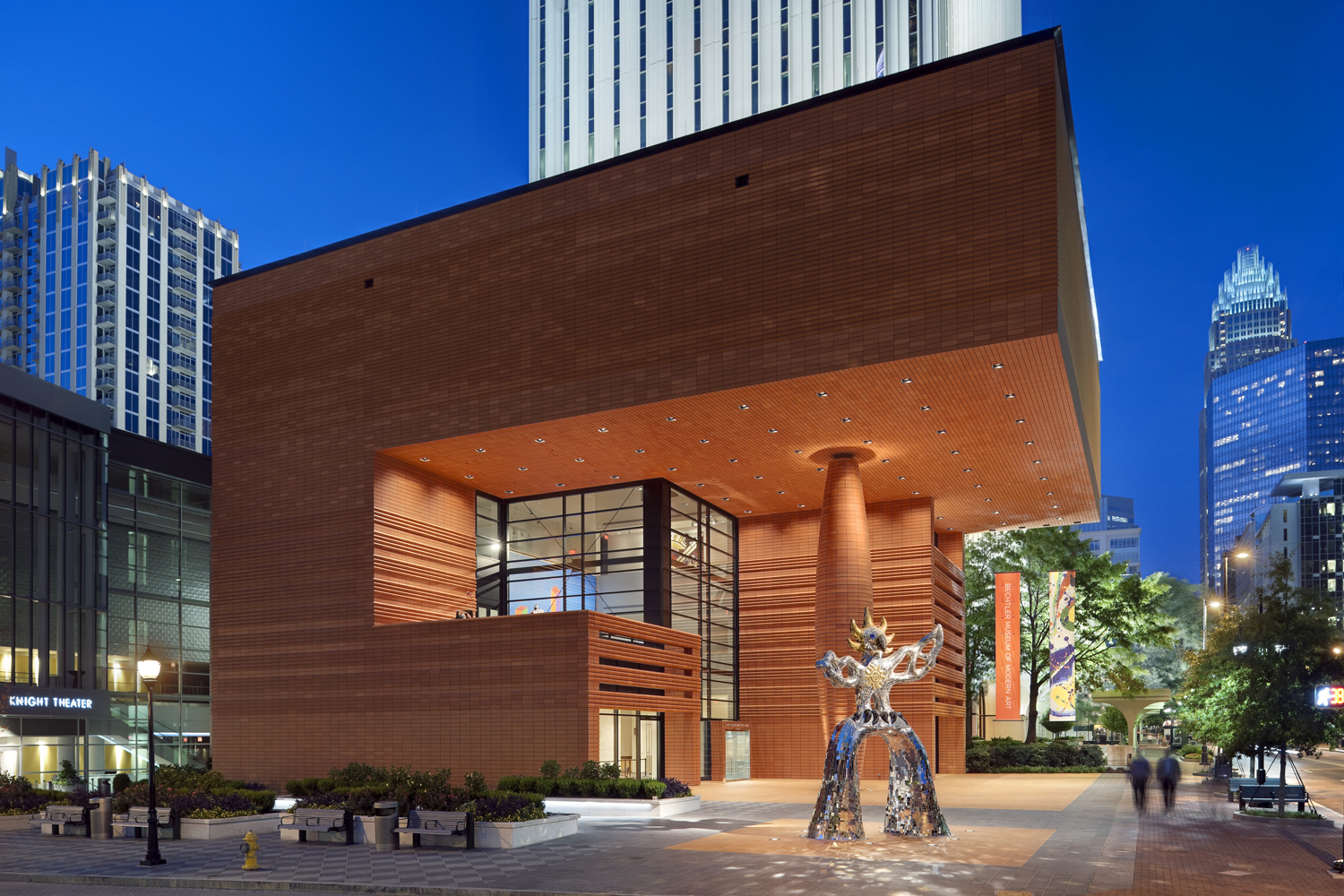 Bechtler Museum of Modern Art - Levine Center for the Arts