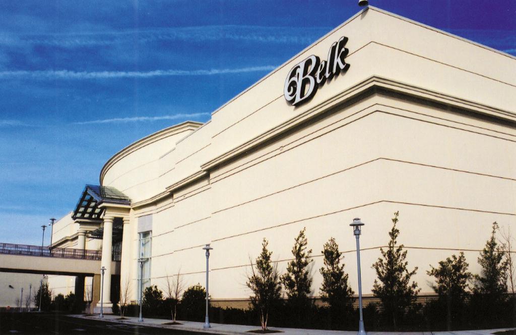 Belk Stores - Rodgers Builders, Inc.