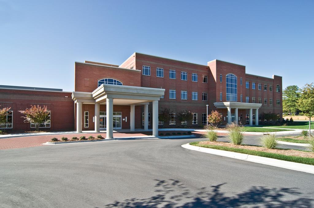 Carolinas Healthcare System Steele Creek Rodgers Builders