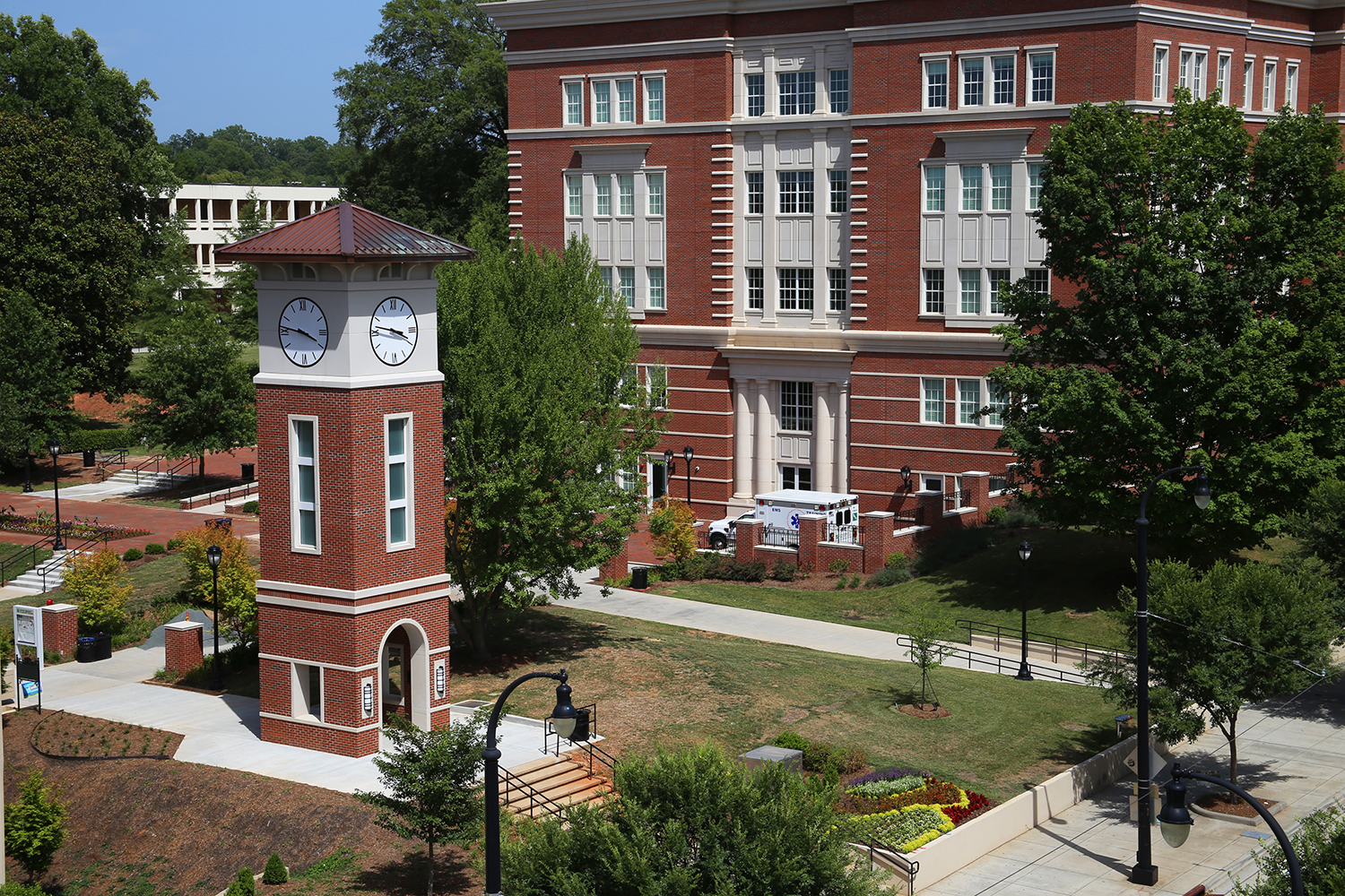 Piedmont Community College >> Central Piedmont Community College Rodgers Builders Inc