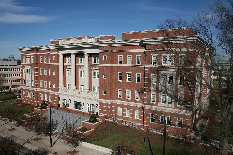 Central Piedmont Community College Rodgers Builders Inc