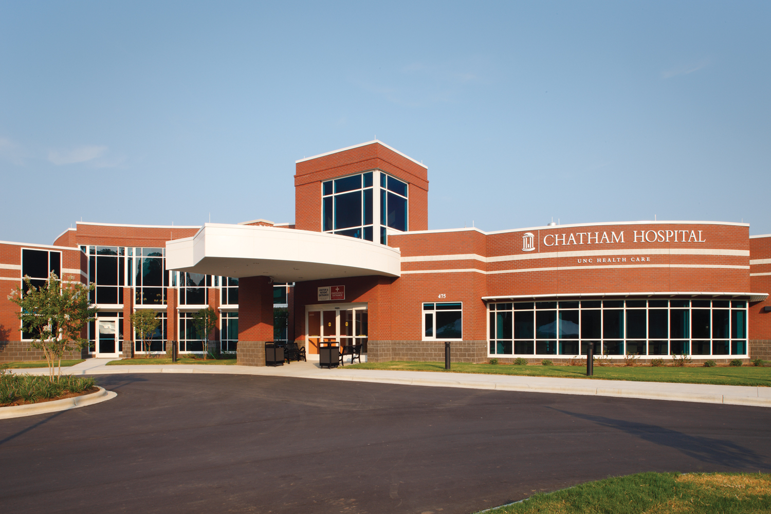 Chatham Hospital Rodgers Builders