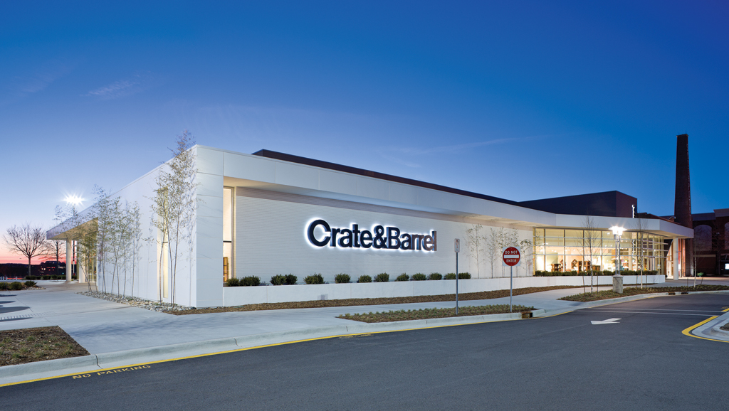 Crate barrel rodgers builders for Crate and barrel arch