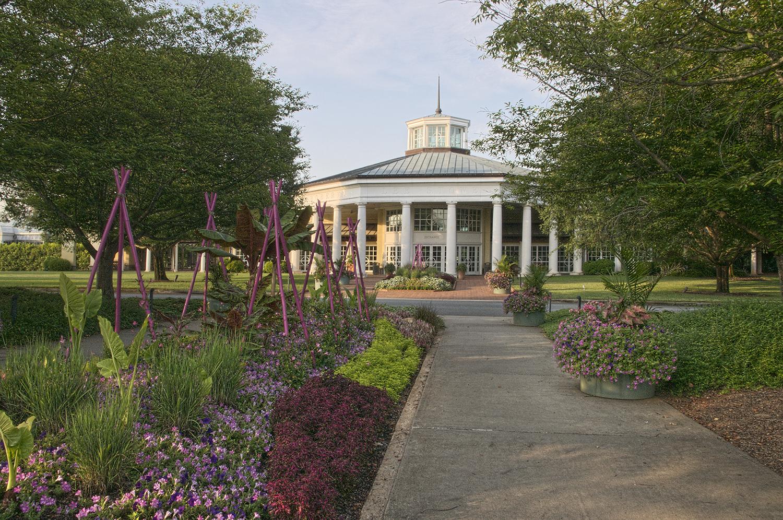 Daniel Stowe Botanical Garden - Rodgers Builders, Inc.