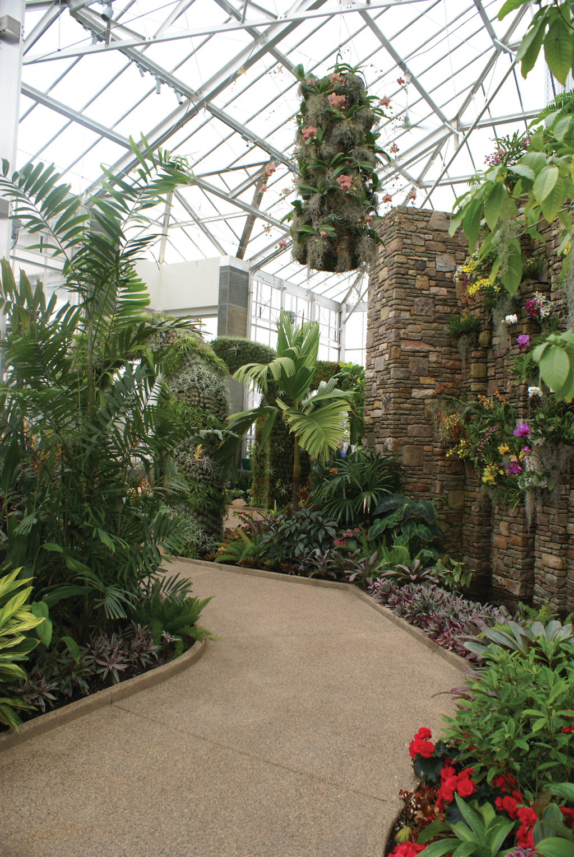 Daniel Stowe Botanical Garden Rodgers Builders Inc