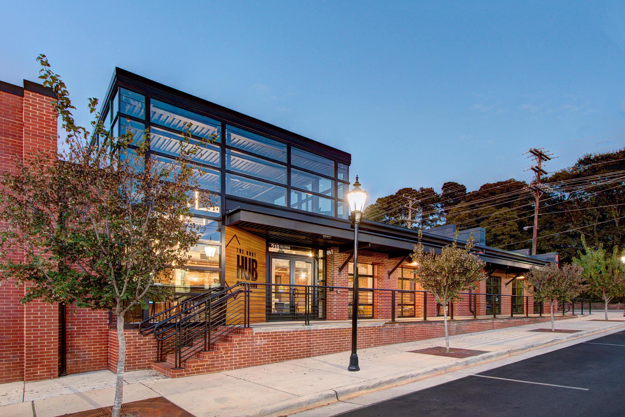 Davidson College – The Hurt Hub@Davidson