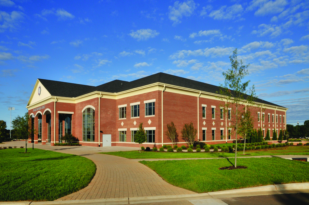 Gardner webb university rodgers builders inc for Gardner inc