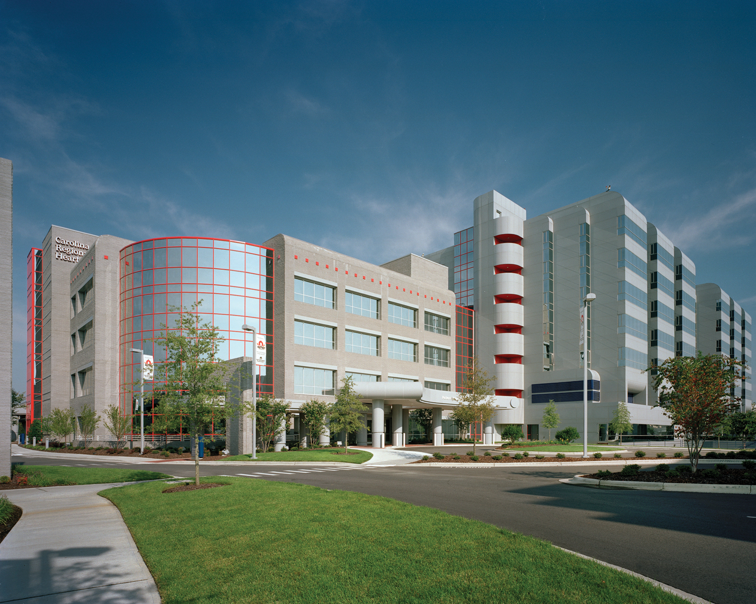 High Point Regional Hospital Rodgers Builders