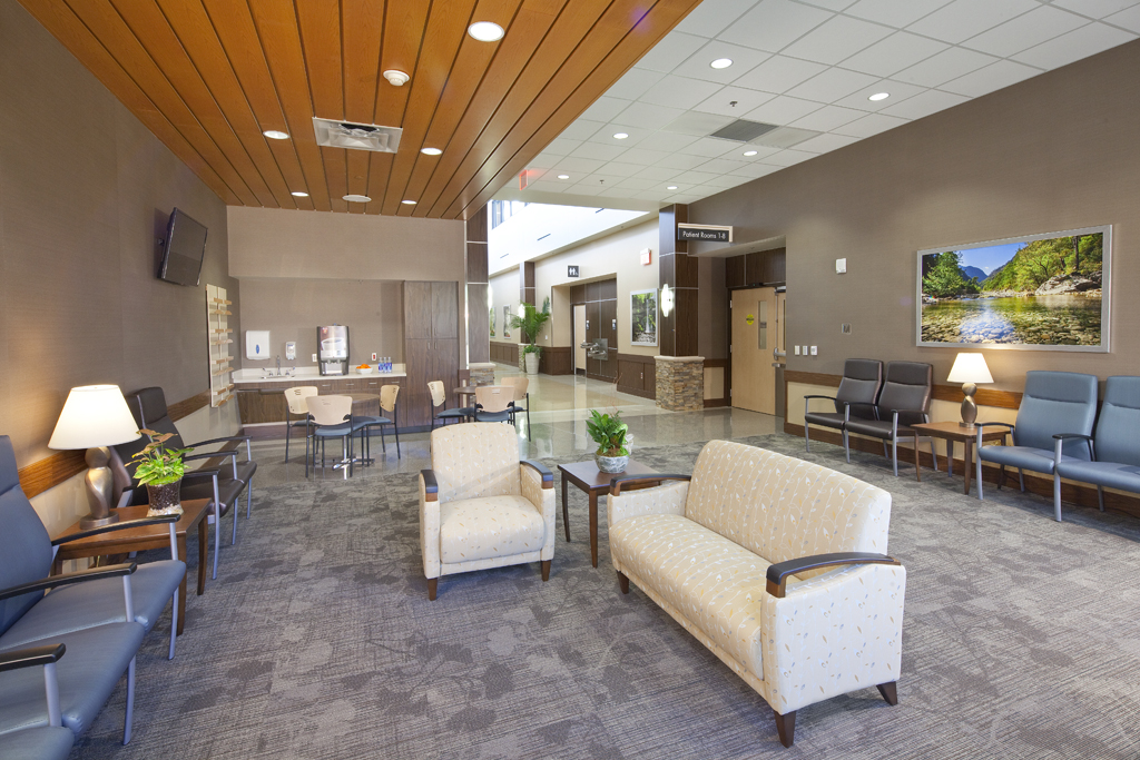 FirstHealth of the Carolinas - Rodgers Builders, Inc.