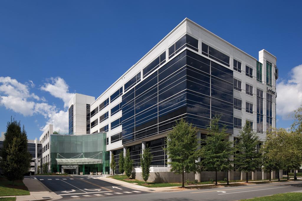 Carolinas Medical Center Rodgers Builders Inc