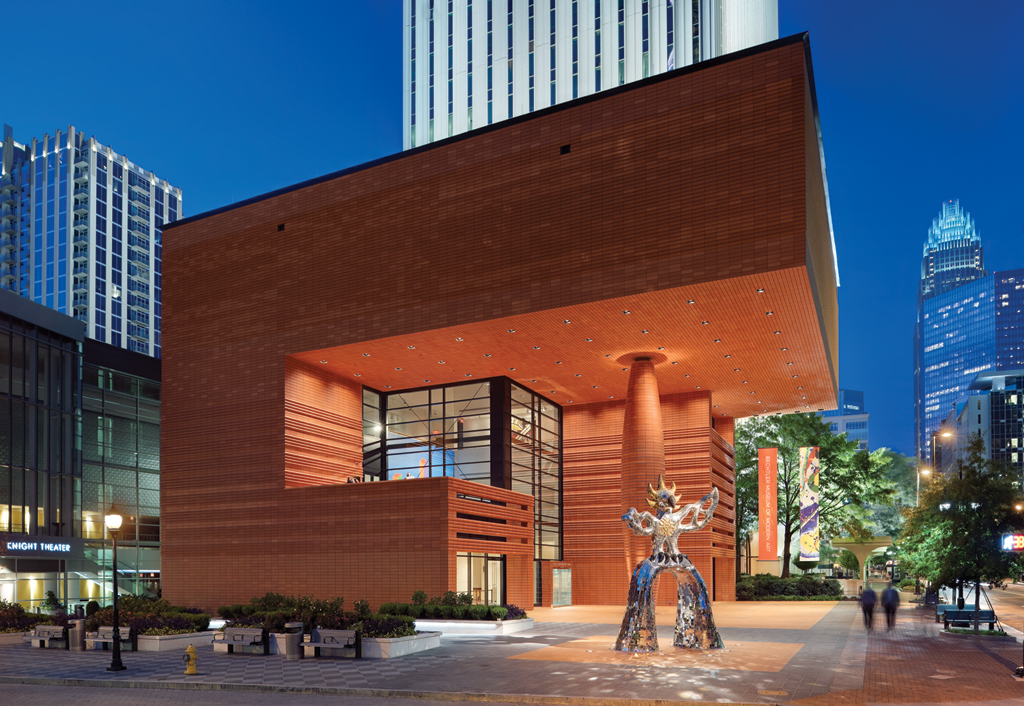Levine center for the arts rodgers builders for Sip and paint charlotte nc