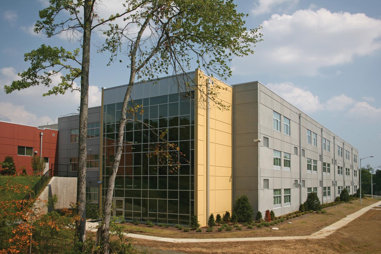 Charlotte Mecklenburg Schools Rodgers Builders Inc