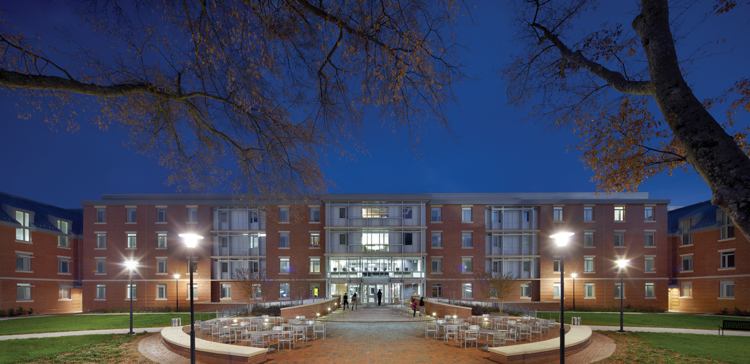 North Carolina Central University - Rodgers Builders