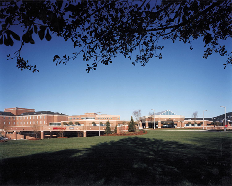 Carolinas Healthcare System Northeast Rodgers Builders Inc
