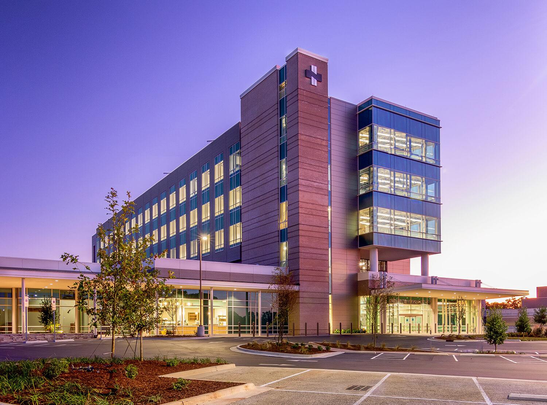 New Hanover Regional Medical Center – Vertical Expansion