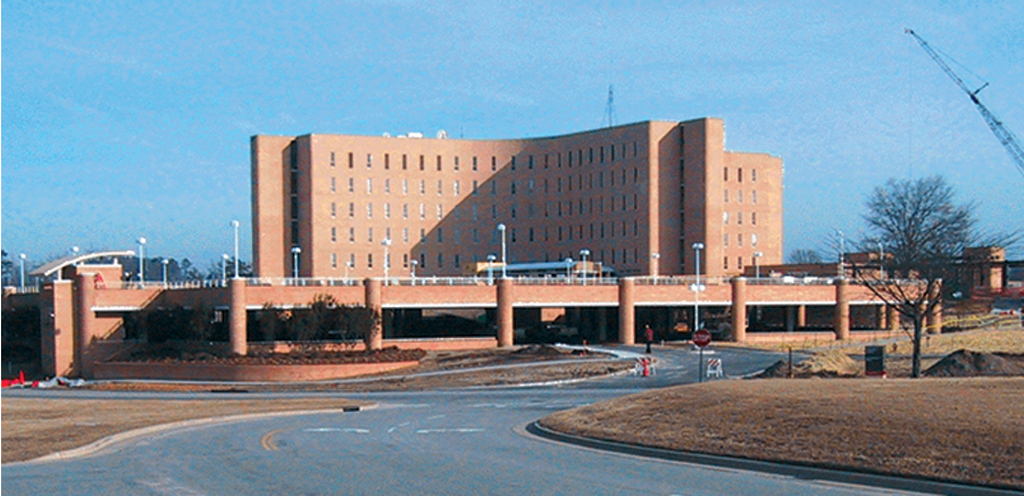 Nash General Hospital Rodgers Builders Inc