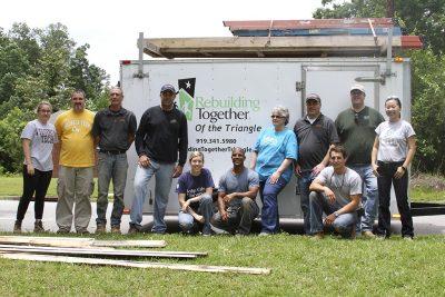 Habitat For Humanity Women S Build  Raleigh Nc