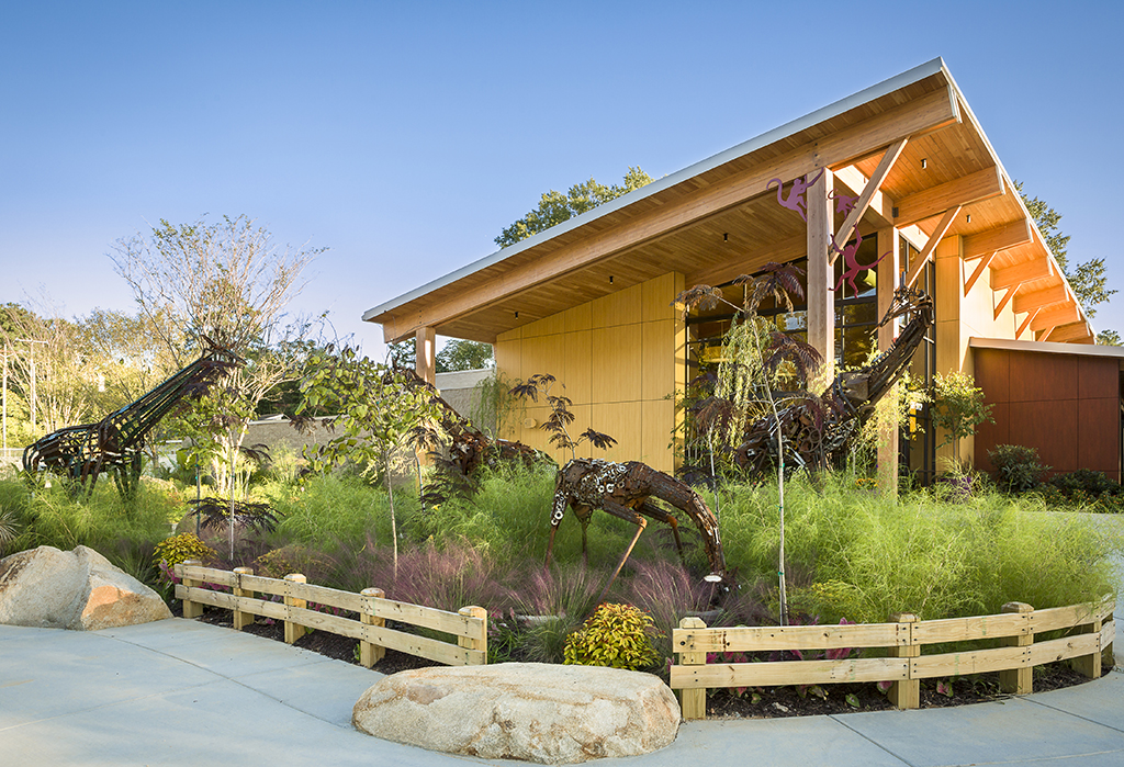 Riverbanks Zoo And Garden Rodgers Builders Inc