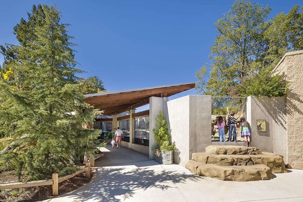 Riverbanks Botanical Garden Entrance Garden Ftempo
