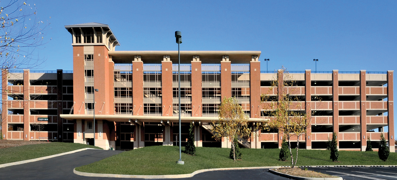 Unc Charlotte Center City Building Parking