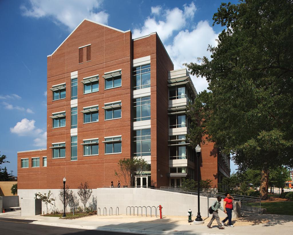 University Of North Carolina At Greensboro Rodgers Builders